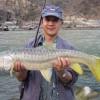 Fishing in Nepal