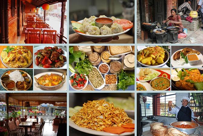 Avia Nepal Travel | Nepali Food